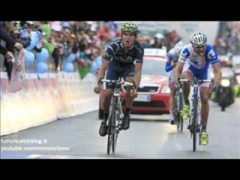Giro D'Italia 2012 alla Radio – L'Arrivo della 14° Tappa (CHERASCO-CERVINIA) da Radiouno RAI