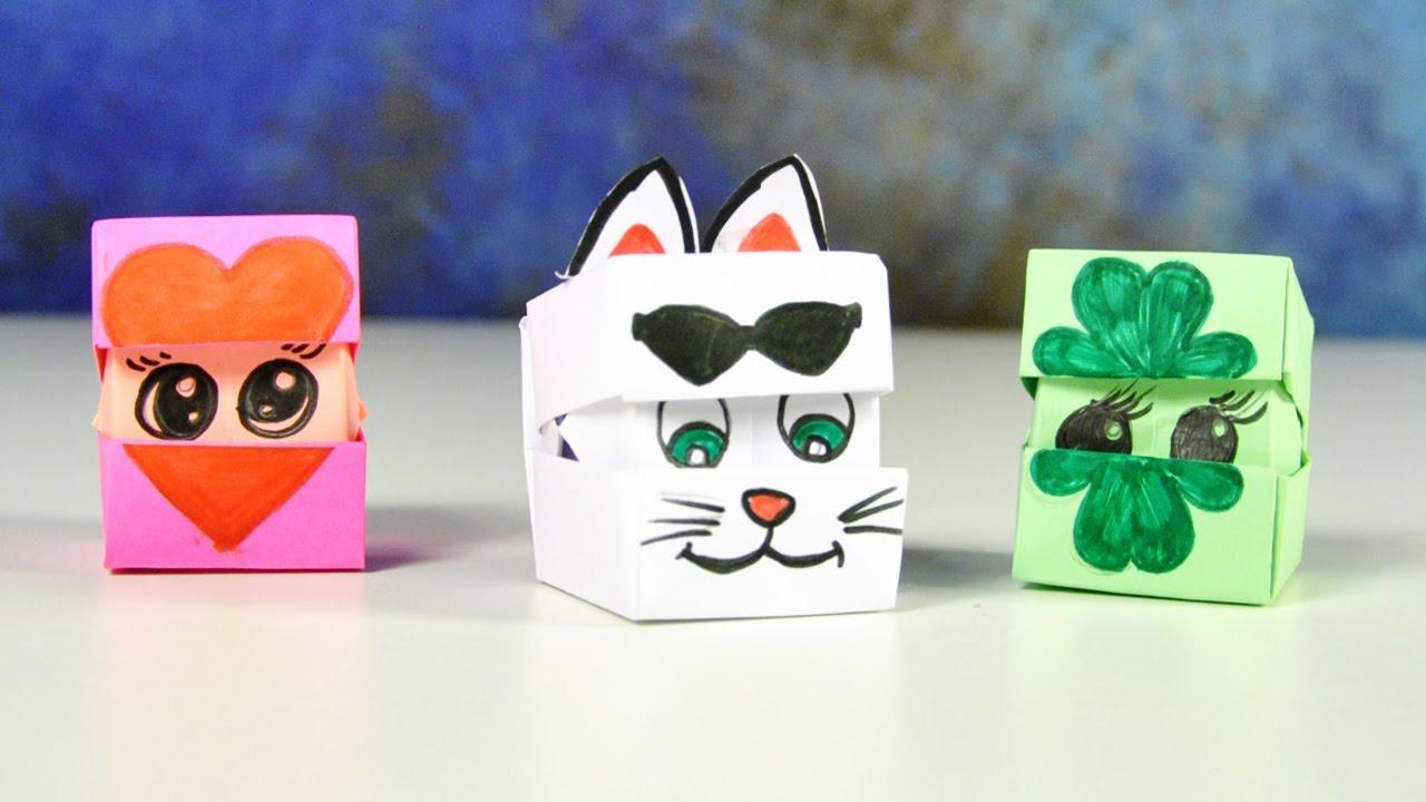 Как на лицо кубиками сделать