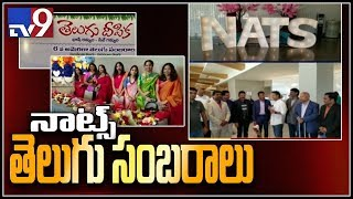 6th America Telugu Sambaralu 2019 at Dallas