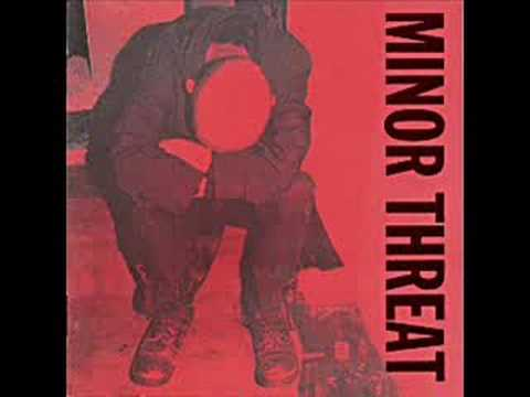 Minor Threat - Steppin Stone