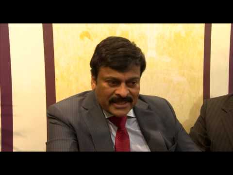 Dr K Chiranjeevi, minister of tourism, India