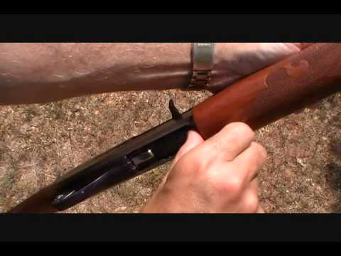 Remington Model 1100 Auto Loading Shotgun
