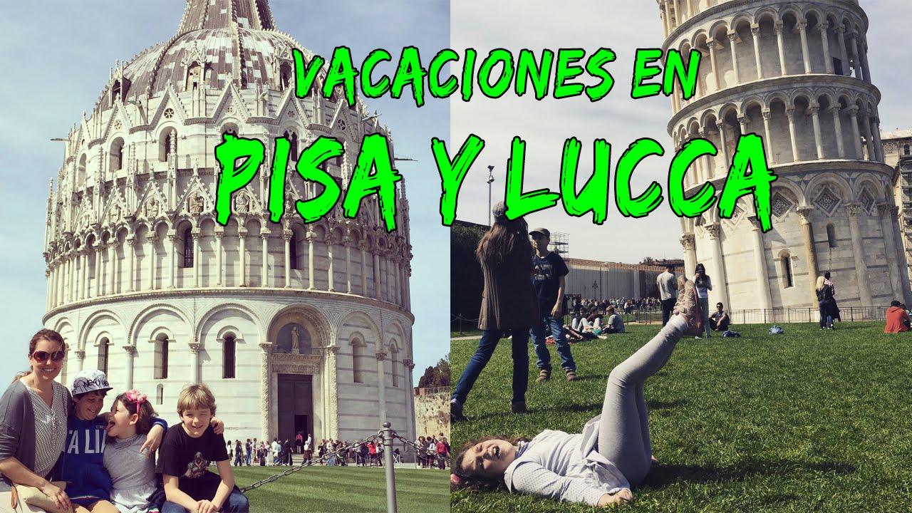 Visitar Italia Con Niños y Lucca Italia Con Niños