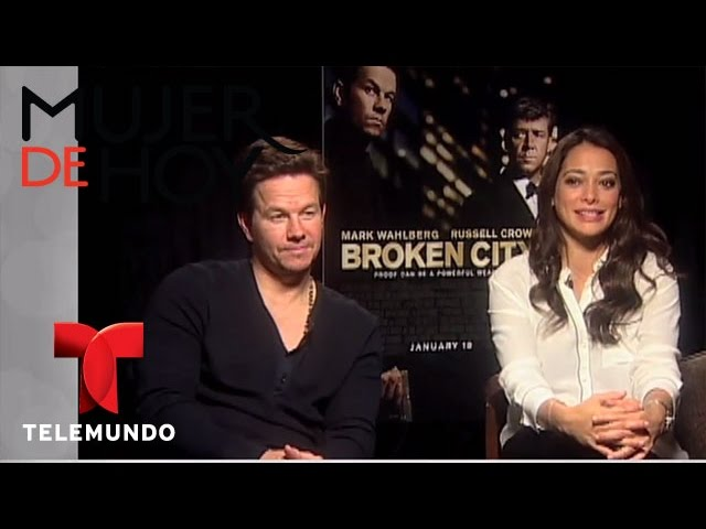 iVillage Mujer / Mark Wahlberg requested to change a sex scene in Broken City