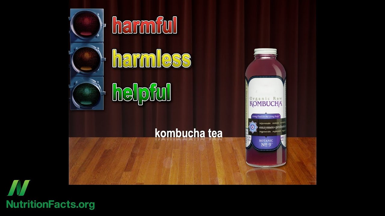 Is Kombucha Tea Good For You?