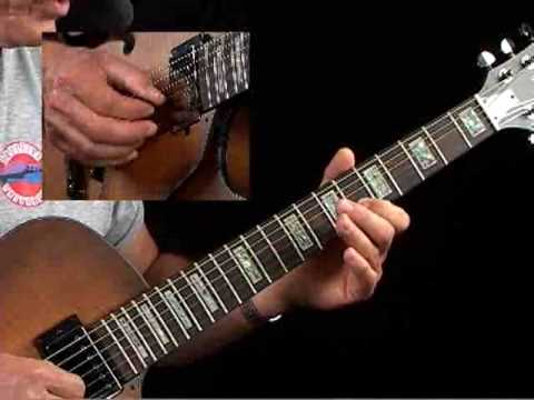 How to Play Guitar Like T-Bone Walker - Example 1c - Blues Guitar Lessons