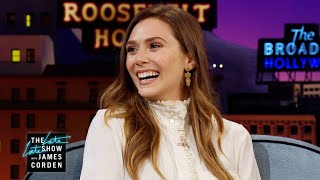 Elizabeth Olsen's Boyfriend Is Now Her Roommate