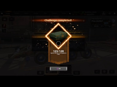 Crossout: Again with gaming