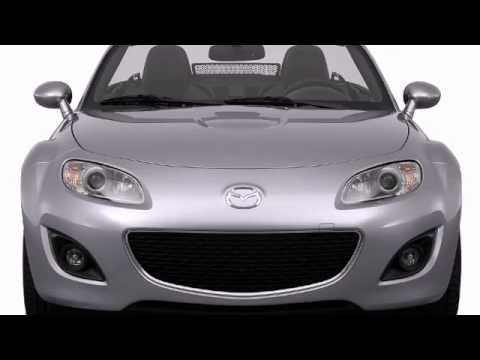 2012 Mazda MX-5 Miata Video
