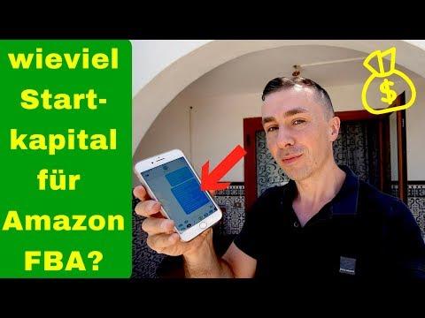 Soviel Geld brauchst du um Amazon FBA zu starten. Alle Kosten erklärt!