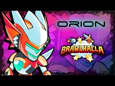 Orion - THE BEST SPEAR IN THE GAME?! • Brawlhalla 1v1's Gameplay