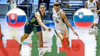 Словакия до 20 (Ж) : Словения до 20 (Ж)