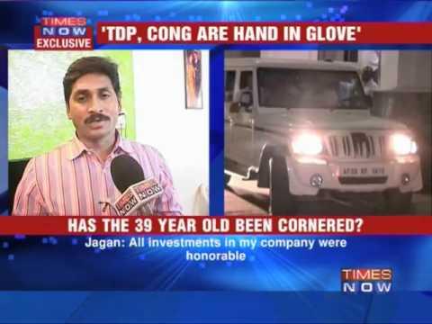 Jagan: I am being falsely implicated