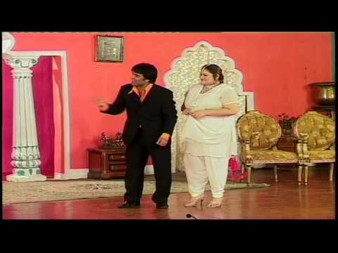 Crazy Kiya Re (pakistani Punjabi Comedy Stage Drama) Part 1 2 video