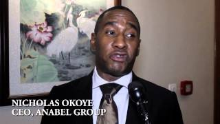 NigeriaCom 2013: Nicholas Okoye [CEO, Anabel Group]