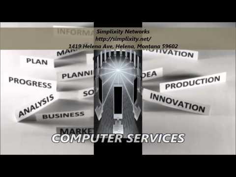 Simplixity Networks : Montana Web Design & Development