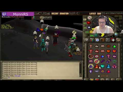 BEST RUNESCAPE TWITCH MOMENTS COMPILATION #195