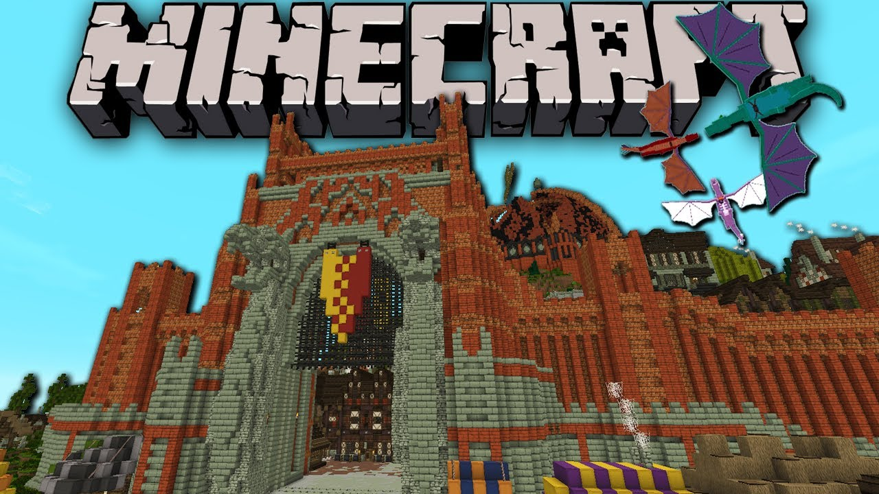 Minecraft Where Are My Dragons Game Of Thrones