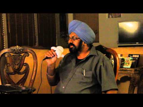 Old Hindi Film Songs sung by Dr. Pardip Singh of Labasa, Fiji Islands. (when he was visiting States)