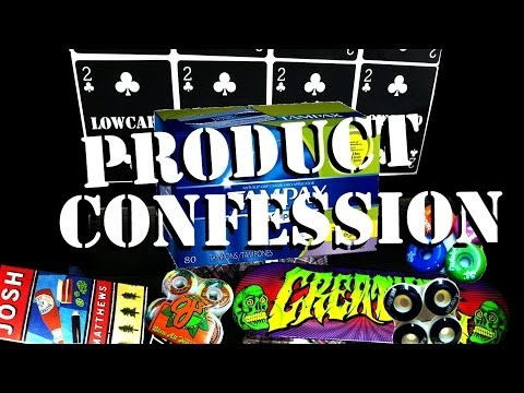 Product Confession: Creature Skateboards