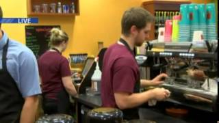 Biggby Coffee Commercial