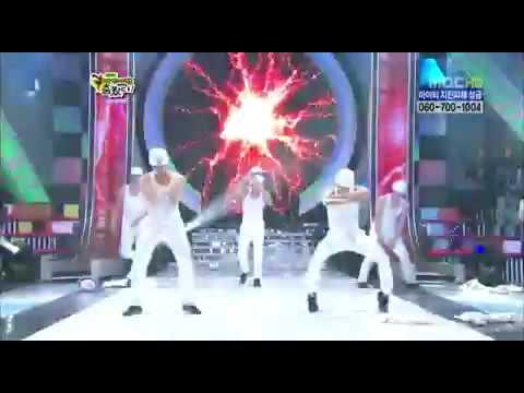 2pm Vs. Super Junior Dance Battle video