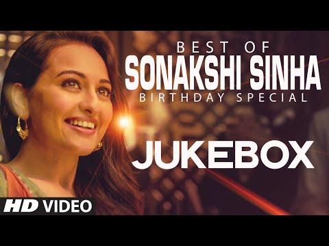 Sonakshi Sinha Songs Jukebox (Birthday Special) | T-Series