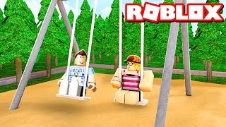 MY FIRST ROBLOX DATE