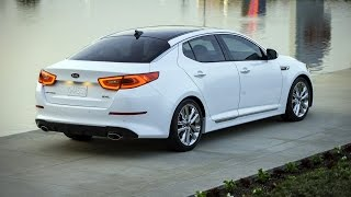 2014 Kia Optima SX Limited Start Up and Review 2.0 L Turbo 4-Cylinder