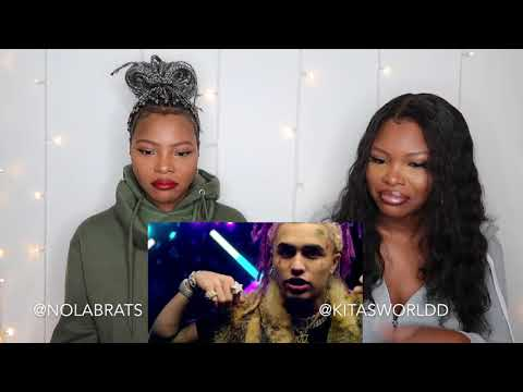 "Lil Pump - ""ESSKEETIT"" (Official Music Video) REACTION | NATAYA NIKITA #1"