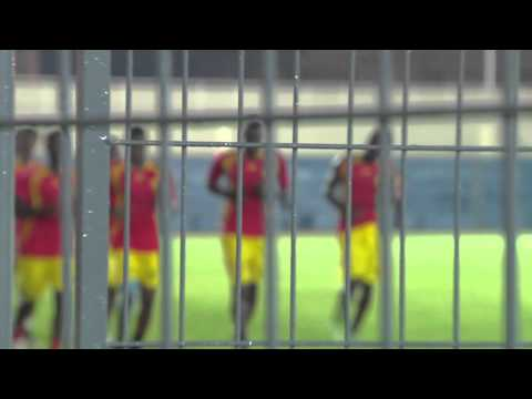 Guinea - Training session (30/01) - Orange Africa Cup of Nations, EQUA...