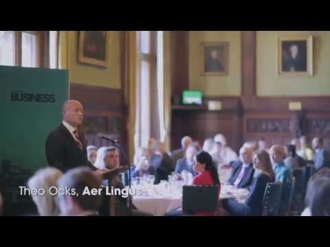 Aer Lingus Viscount Awards 2015