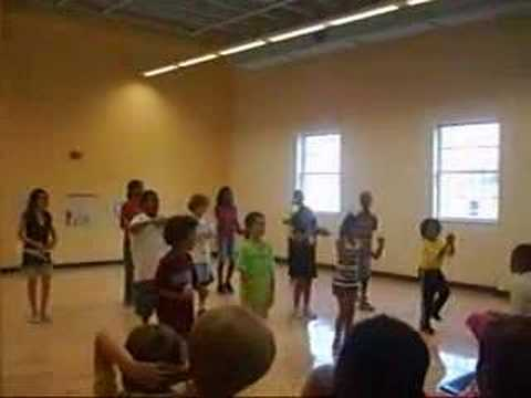 This is a clip of some of my steppers from one of the classes I teach at Joe's Movement Emporium (World Arts Focus). The kids are between seven and twelve ye...