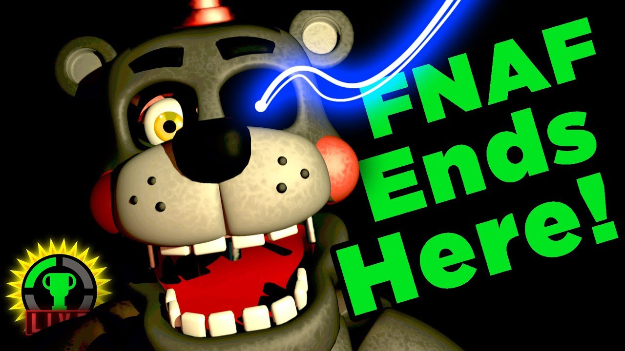 THE TRUE FNAF 6 ENDING! | Five Nights at Freddy's: Pizzeria Simulator