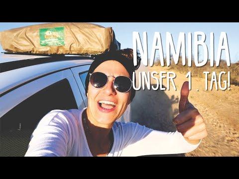 Abreisetag: Ab nach Namibia! • Weltreise Vlog #141