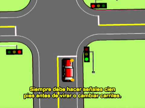 GetDefensive.Com Defensive Driving Streaming Video Spanish Course Clip 27