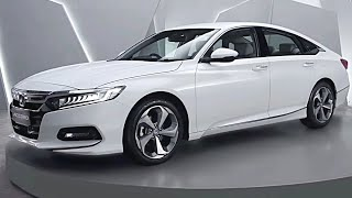 2020 Honda ACCORD - (interior, exterior, and drive) / Honda ACCORD 2020