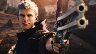 DEVIL MAY CRY 5  New Gameplay Trailer  TOKYO GAME SHOW 2018(1080p 60fps)