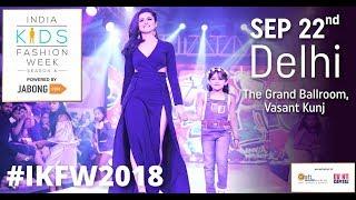 Live Now   India Kids Fashion Week LIVE   Delhi