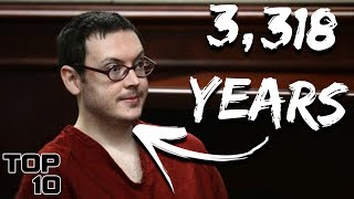 Top 10 Longest Life Sentence Given To Teens