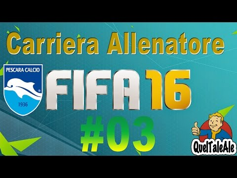 Fifa 16 - PS4 Gameplay ITA - Allenatore #03 - Rinforzi in difesa