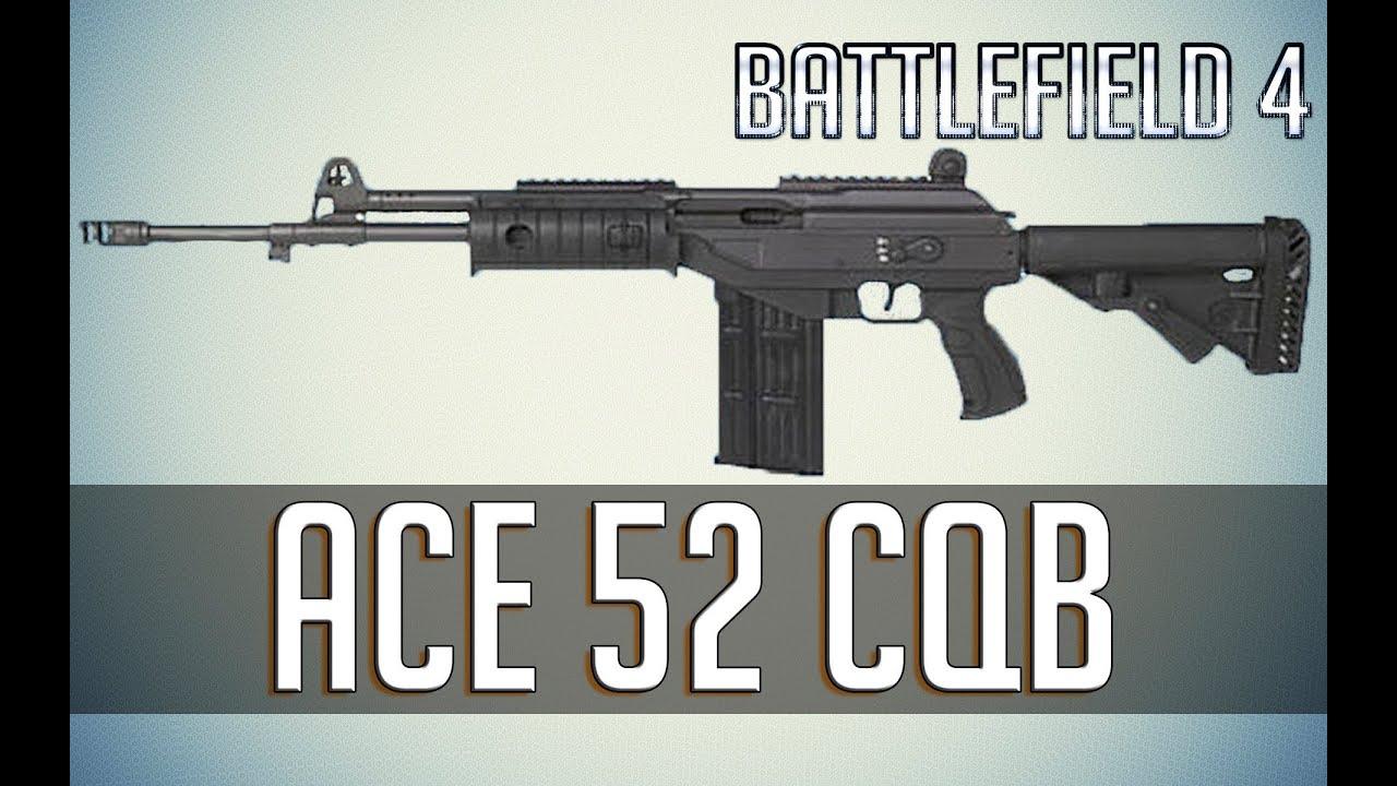 ace 52 cqb battlefield 4 campaign