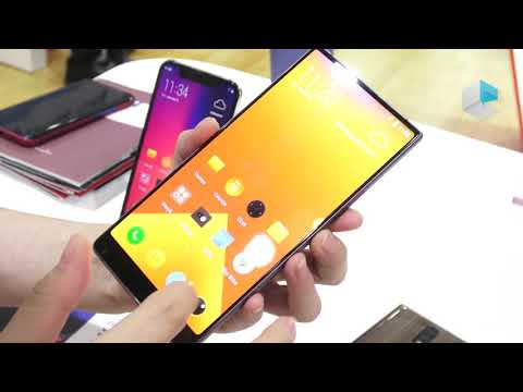 Elephone S8 Pro and Elephone A4 Pro overview -  tri bezeless smartphones with or without notch