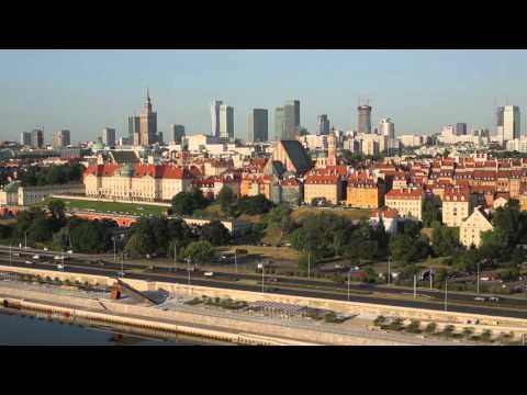 Warsaw Is Beautiful. Warszawa Jest Piękna.