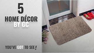 Top 10 Home Décor By Gc [ Winter 2018 ]: Super Absorbent Doormat, Super Absorbs Mud Doormat, Latex