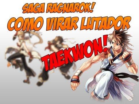 Ragnarok - Como virar lutador Taekwondo