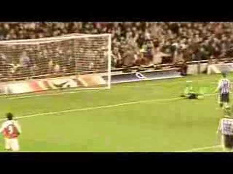 Shay Given VS Arsenal