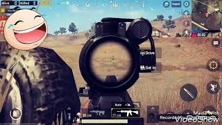 PUBG MOBILE best gameplay