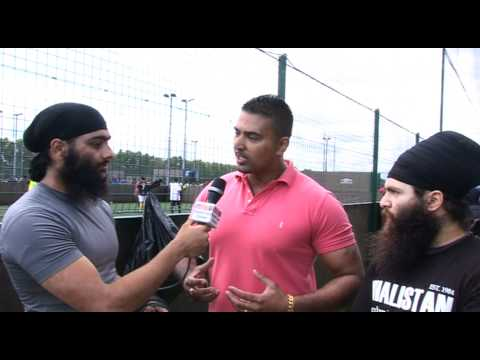 Shere Panjab Five-a-side Tournament 2011 video