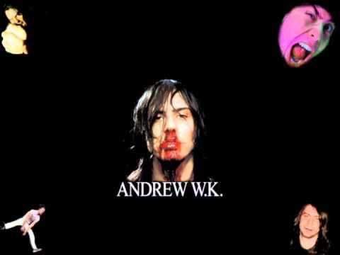 Andrew W.K. Party hard.avi